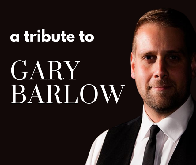 A tribute to Gary Barlow Cabaret Evening at The Quarry Wakefield Whats On
